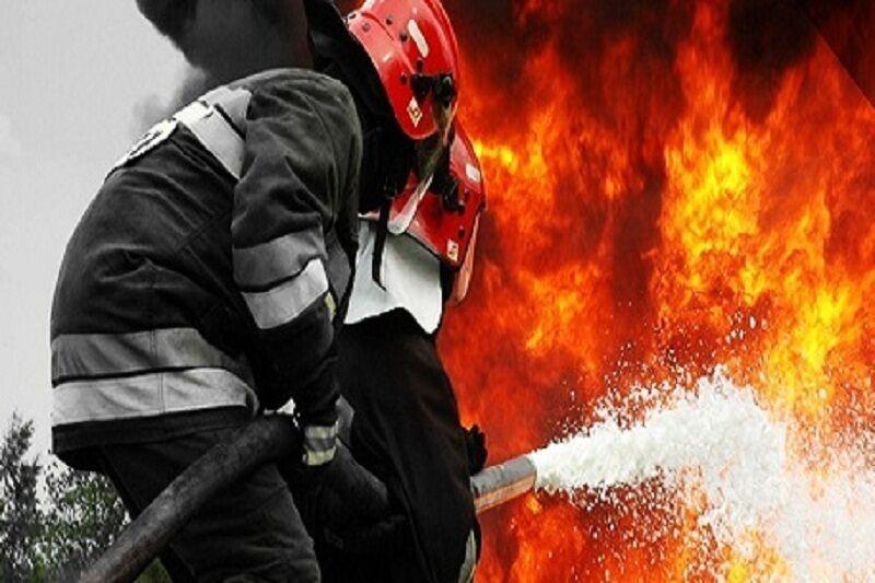 157193314 آتش سوزی در جنگل سوم شعبان دزفول مهار شد
