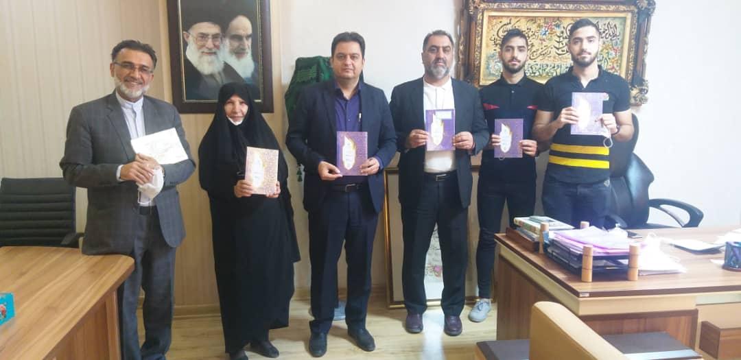 IMG 20200614 WA0005 انعقاد تفاهمنامه ساخت سه فضای آموزشی در استان