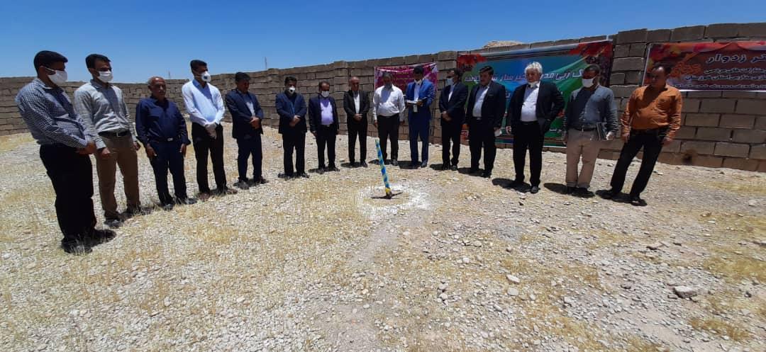 IMG 20200617 WA0027 آغاز عملیات اجرایی سه فضای آموزشی در شهرستان های امیدیه و آغاجاری