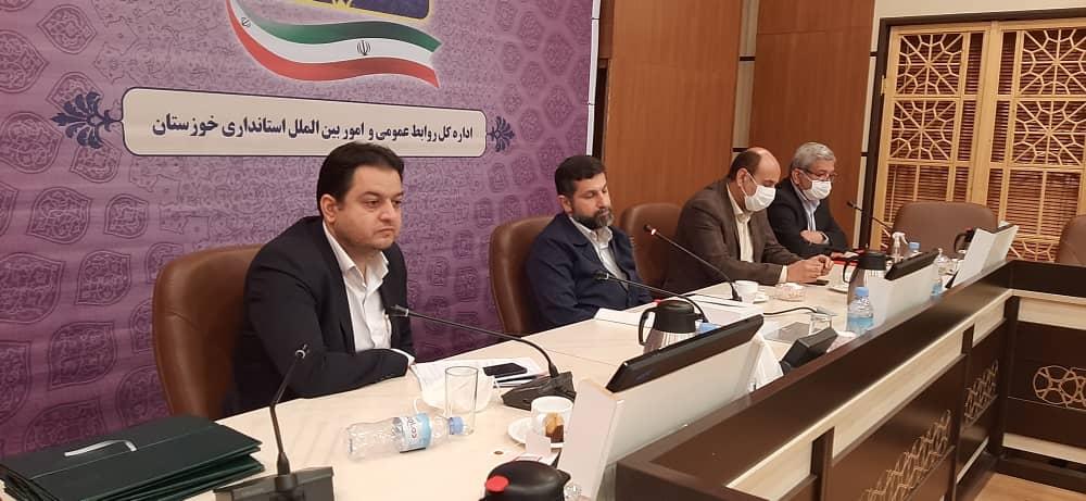 IMG 20200617 WA0080 هدفگذاری ادارهکل نوسازی مدارس خوزستان برای حذف مدارس سنگی