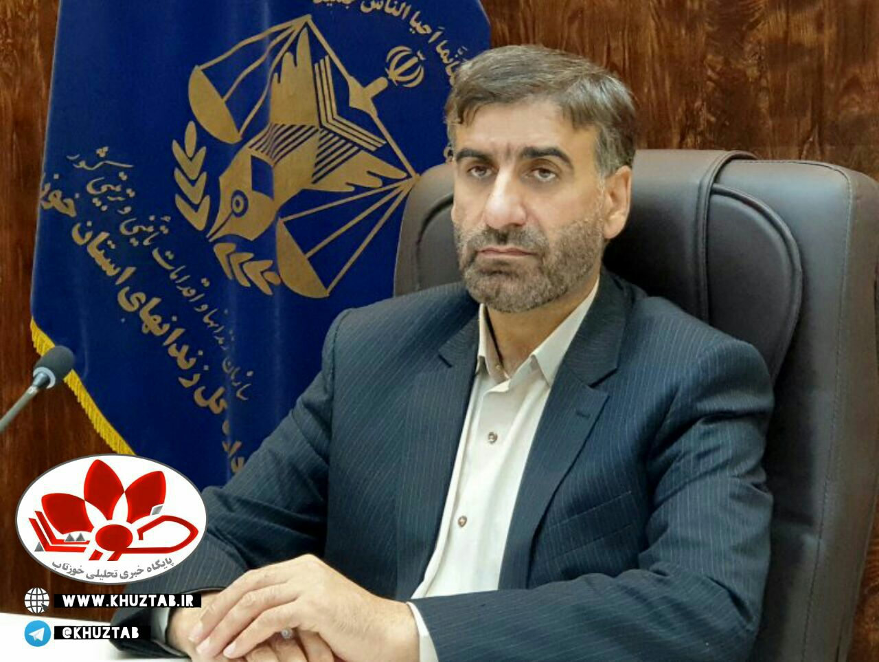 IMG 20200617 053926 848 سرپرست اداره کل زندانهای خوزستان منصوب شد