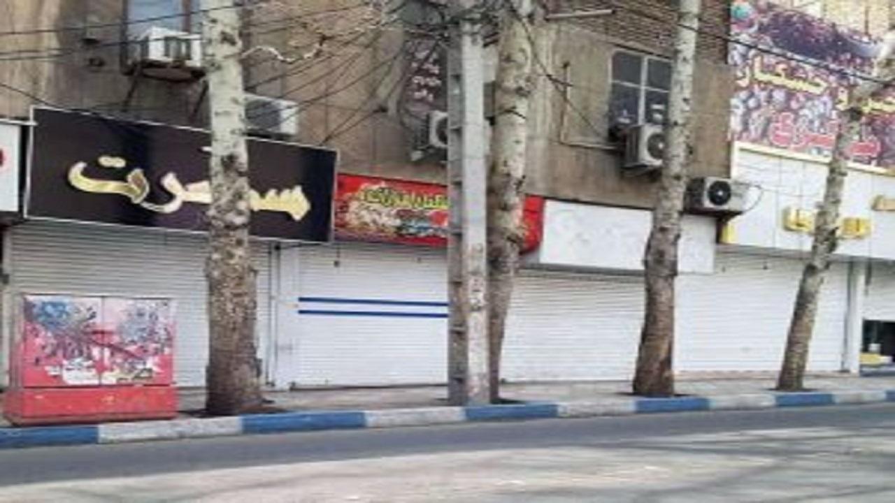 11807019 614 اعمال محدودیت های کرونایی در ۹ شهر خوزستان / فعالیت کدام اصناف ممنوع است؟