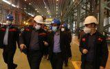 IMG 20200710 WA0010 160x100 افزایش 50 درصدی ظرفیت تولید فولاد اکسین با راه اندازی پروژه فولاد سازی / پیگیریبرای راه اندازی پروژه فولاد سازی