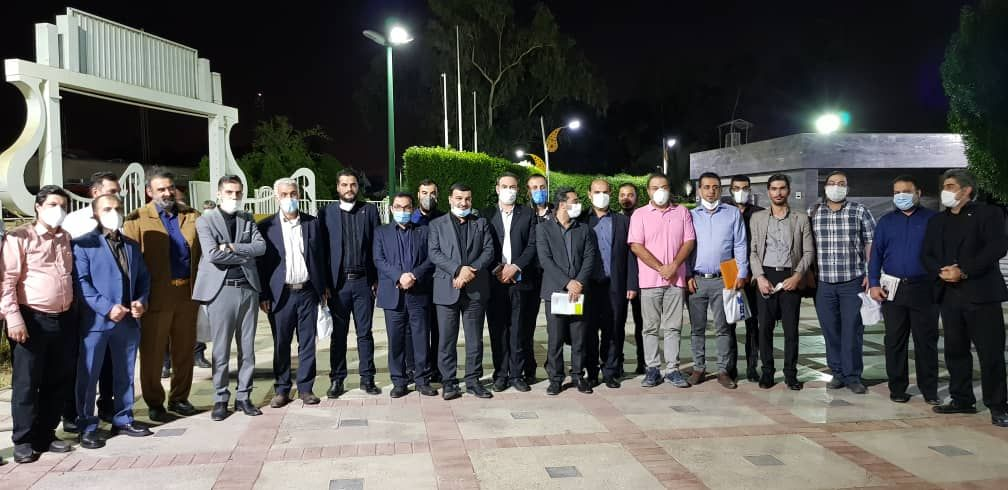 IMG 20200826 223157 613 نشست صمیمانه مدیرعامل فولاد خوزستان با اصحاب رسانه برگزار شد