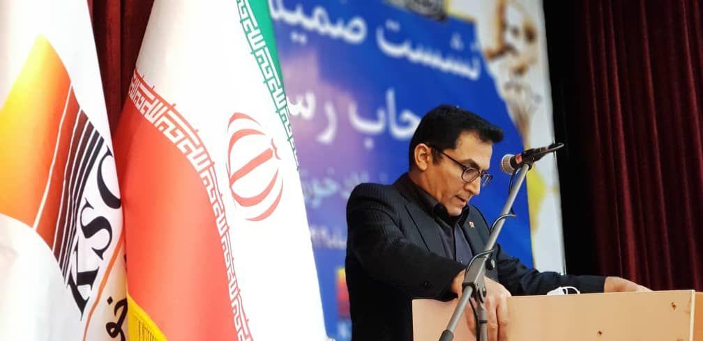 IMG 20200826 223216 086 نشست صمیمانه مدیرعامل فولاد خوزستان با اصحاب رسانه برگزار شد
