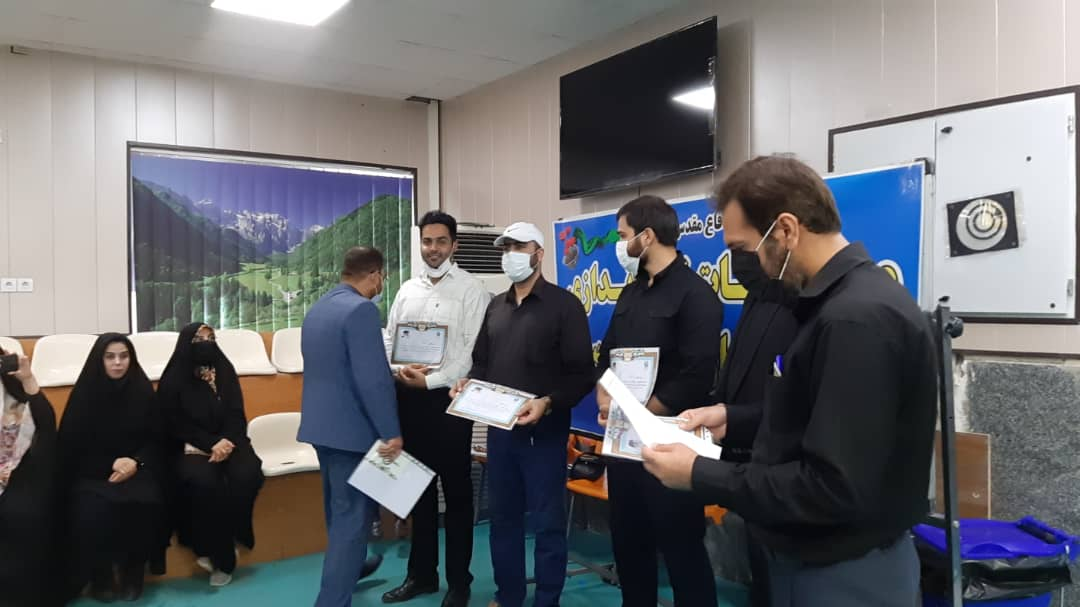 IMG 20200927 WA0082 مقام سوم مسابقات تیراندازی هفته دفاع مقدس به خبرنگار مهر رسید