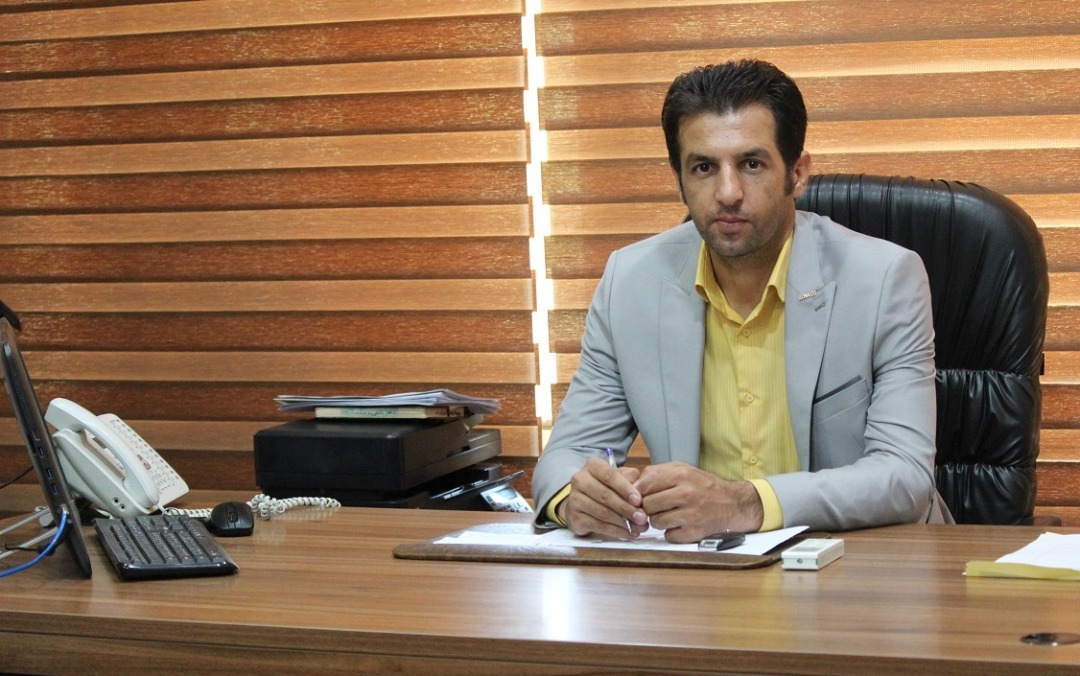 IMG 20201010 WA0075 مسئول جدید روابط عمومی فرمانداری اهواز منصوب شد