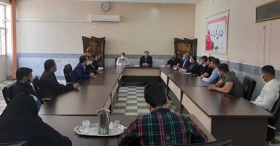 IMG 20201019 WA0035 تقدیر کشتی گیر ملی پوش باشگاه فولاد اکسین از رییس مجمع نمایندگان خوزستان