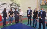 IMG 20201019 WA0036 160x100 تقدیر کشتی گیر ملی پوش باشگاه فولاد اکسین از رییس مجمع نمایندگان خوزستان