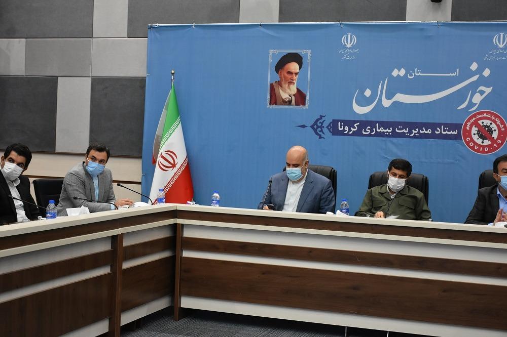 IMG 20201025 WA0001 بیماران مبتلا به سرطان اهواز در محل درمان، دارو دریافت میکنند/توزیع غیرحضور دارو در خوزستان برای نخستینبار در کشور