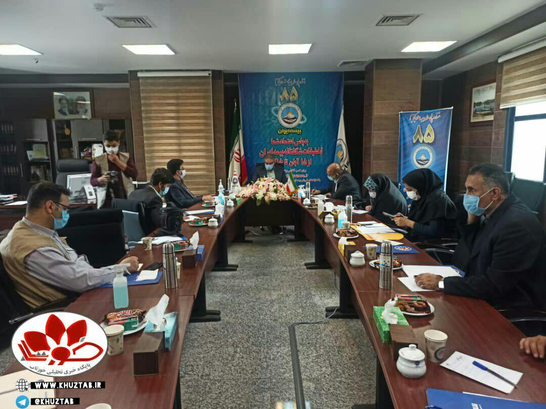IMG 20201108 230109 717 پرداخت غیر حضوری خسارت ثالث بیمه ایران در خوزستان/پرداخت خسارت تا سقف ۳۰میلیون ریال به صورت غیر حضوری