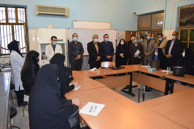 IMG 20201230 191717 166 آغاز طرح سفیران آزمایشگاه در پژوهشسرای دانش آموزی ناحيه۳ اهواز