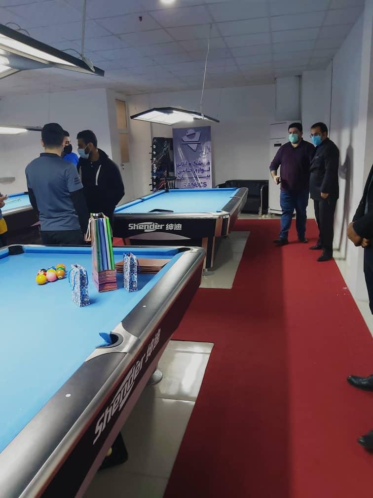 IMG 20210103 WA0076 دهمین دوره رنکینگ پاکت بیلیارد استان خوزستان در اهواز برگزار شد