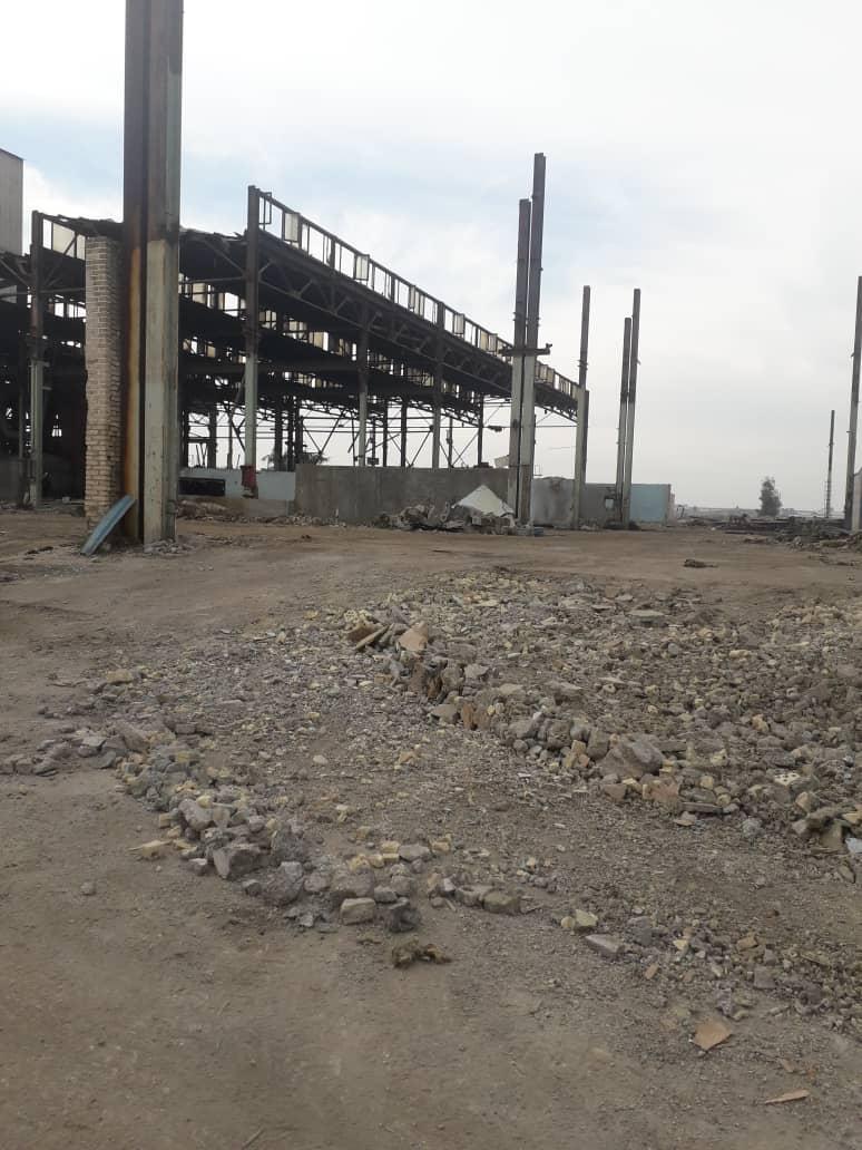 IMG 20210123 WA0109 به یغما رفتن سرمایه های شرکت لوله سازی و قطعه سازی خوزستان و بیکاری صدها کارگر با بی توجهی استاندار و نمایندگان خوزستان