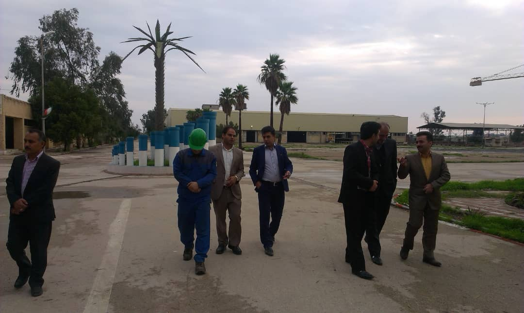 IMG 20210123 WA0112 به یغما رفتن سرمایه های شرکت لوله سازی و قطعه سازی خوزستان و بیکاری صدها کارگر با بی توجهی استاندار و نمایندگان خوزستان