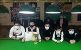 IMG 20210124 WA0020 160x100 اولین دوره رنکینگ اسنوکر زیر 21سال اهواز در خانه بیلیارد خوزستان برگزار شد