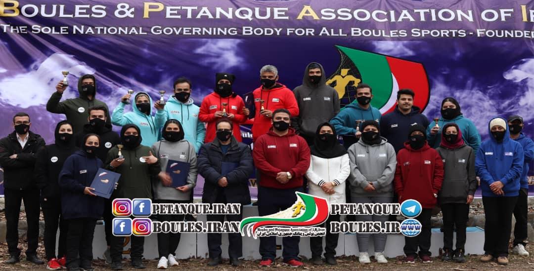IMG 20210216 WA0065 درخشش ورزشکاران خوزستانی در مسابقات کشوری بولس و پتانک
