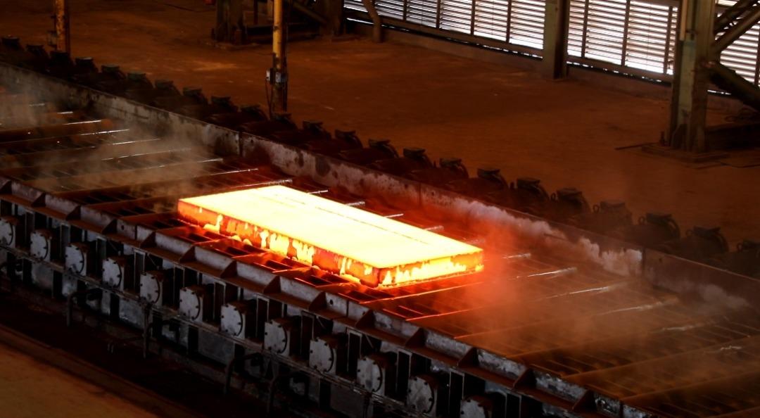 IMG 20210216 WA0106 بزرگترین و مقاوم ترین ورق فولادی ایران در فولاد اکسین تولید شد