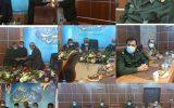 IMG 20210228 WA0047 160x100 سرهنگ پاسدار امیر قمرزاده رییس سازمان بسیج دانش آموزی استان خوزستان شد