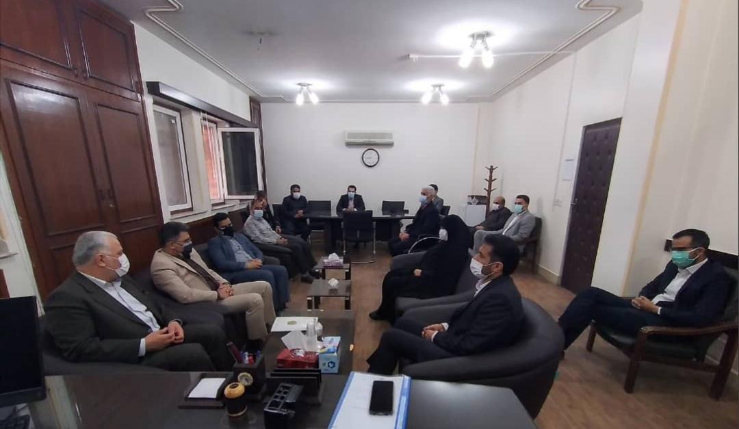 ۲۰۲۱۰۳۱۷ ۱۹۲۹۳۹ رسول امیری سرپرست اداره کل مدیریت عملکرد، بازرسی و امور حقوقی استانداری خوزستان شد
