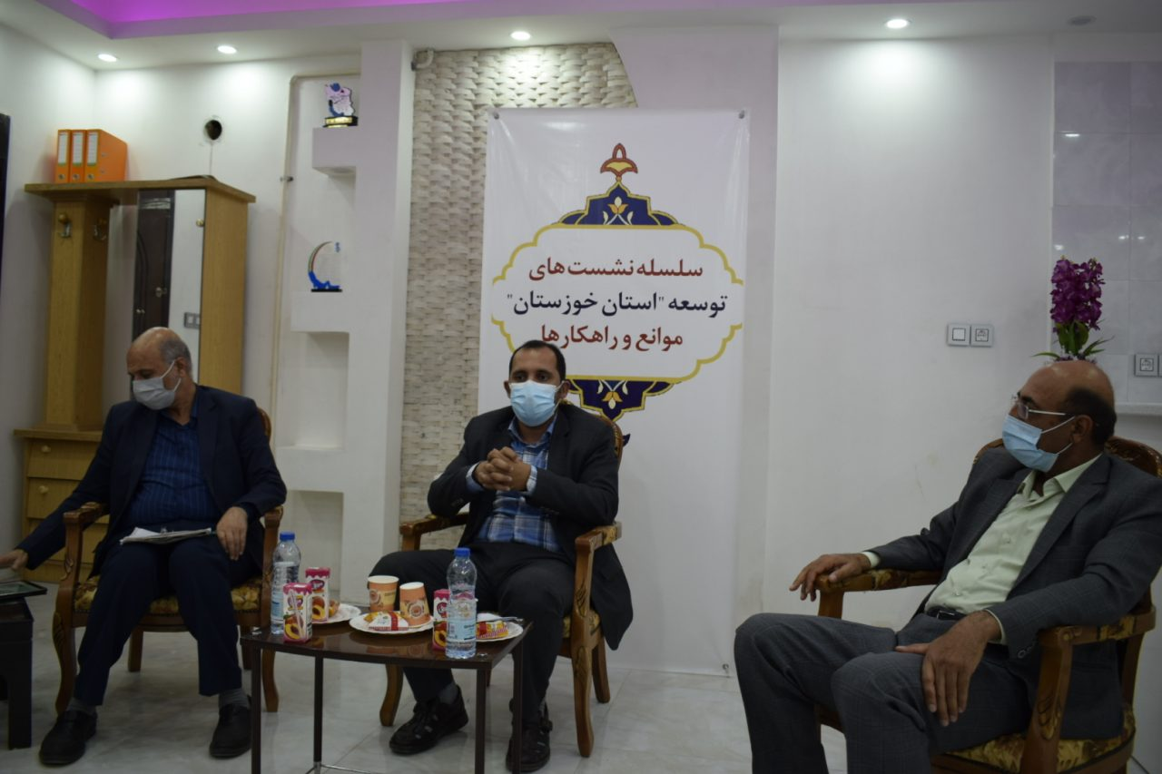 DSC0570 1280x853 هیچ صدای واحدی از خوزستان به حاکمیت نمیرسد، هیچ دولتی تا امروز به خوزستان توجه نکرده است
