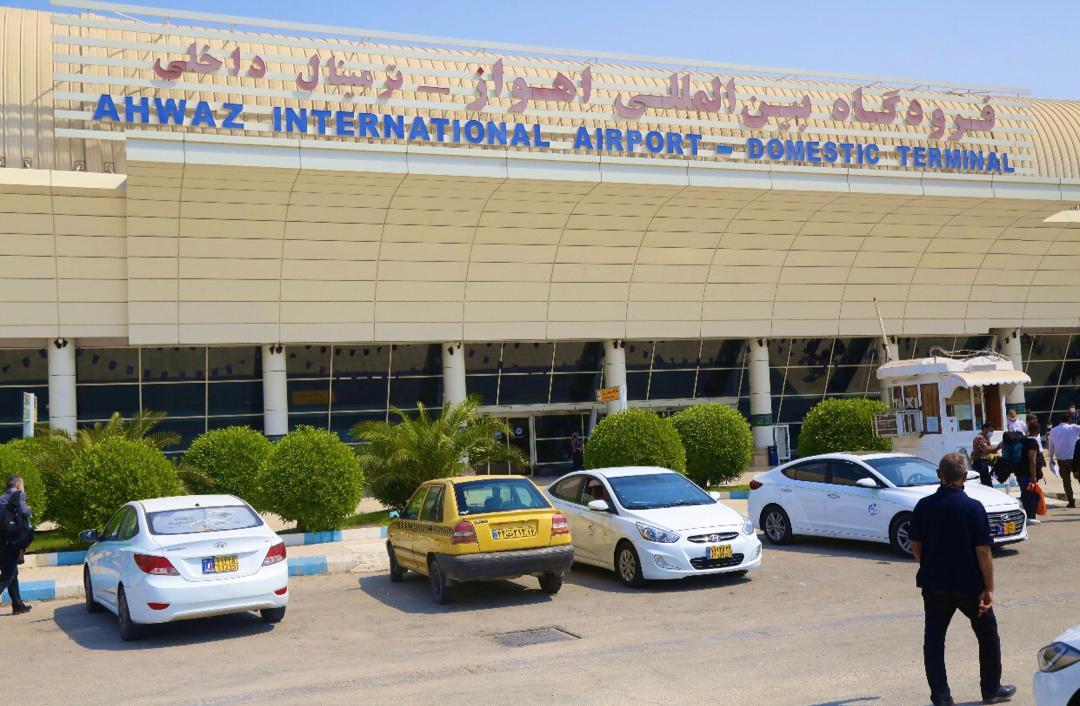 IMG 20210424 WA0054 تعدادی از تاكسی های پلاك اروند فرودگاه اهواز غيب شده اند!