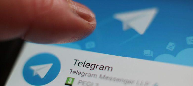 telegram security 780x350 1 وقتی یک کانال تلگرامی معدنی چهره رسانه را مخدوش میکند