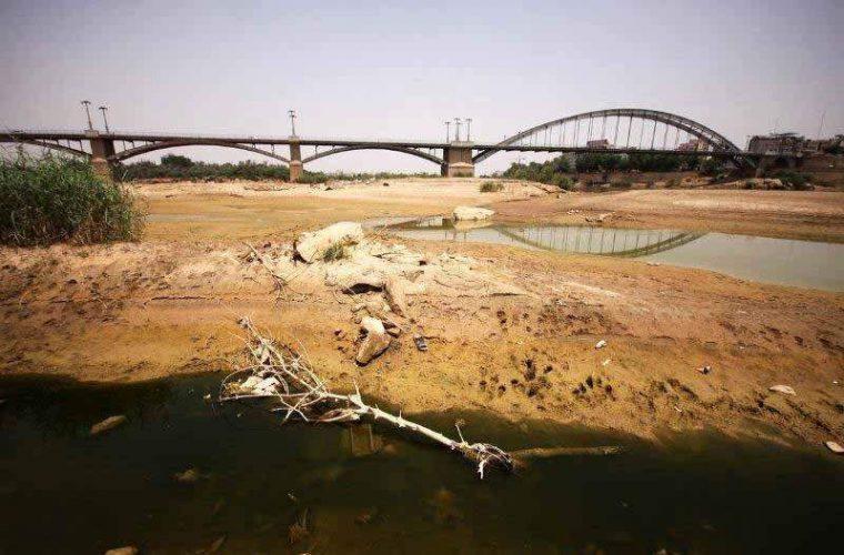 156453620 760x500 بحث انتقال آب از سرشاخه های کارون به کویر ظلم مضاعف بر مردم خوزستان