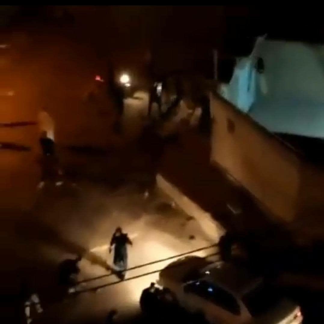 IMG 20210822 014639 356 نزاع طایفه ای در اهواز با حضور بموقع پلیس خاتمه یافت