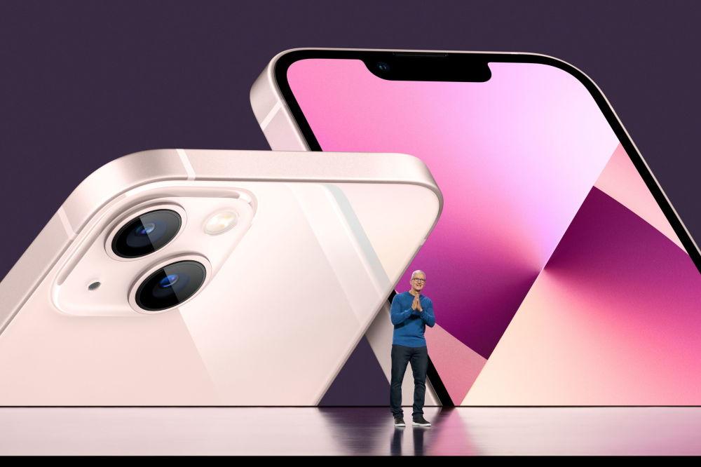 8280692 محصولات جدید اپل رونمایی شد/ از آیفون های سری ۱۳ تا آیپد مینی و اپلواچ سری ۷
