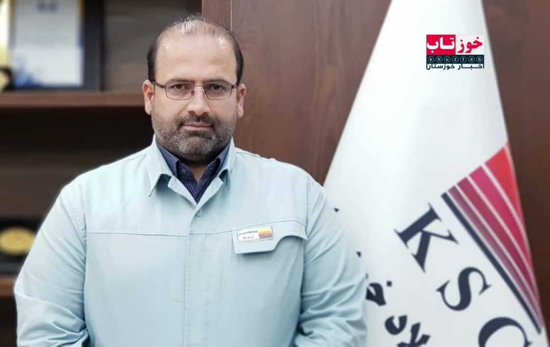 IMG 20210901 193116 751 اجرای سه طرح عظیم توسعهای شرکت فولاد خوزستان عملیاتی شد