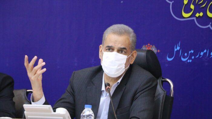 IMG 20210911 000548 906 استاندار خوزستان: سیاست دولت استفاده از مدیران بومی در استان است