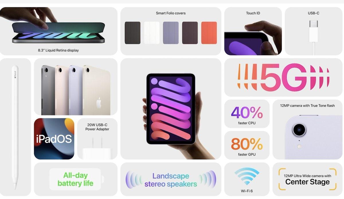 IMG 20210915 190056 003 محصولات جدید اپل رونمایی شد/ از آیفون های سری ۱۳ تا آیپد مینی و اپلواچ سری ۷