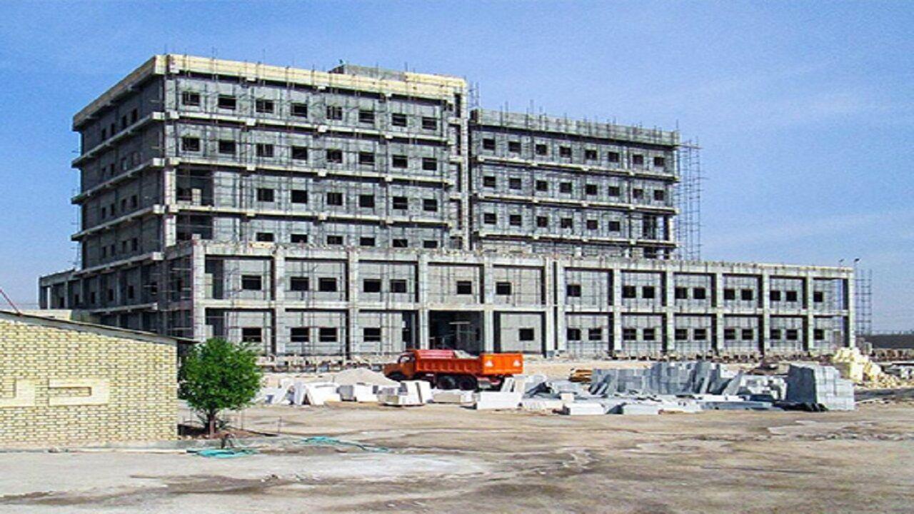 IMG 20210916 210549 427 احداث بیمارستان تامین اجتماعی آبادان ۷۰ درصد پیشرفت فیزیکی دارد