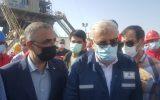IMG 20210917 155457 283 160x100 وزیر نفت از دستگاه حفاری 25 فتح شرکت ملی حفاری ایران در میدان نفتی اهواز بازدید کرد