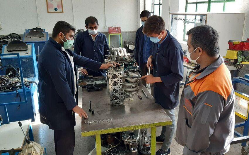 IMG 20210921 182702 916 مجوز راه اندازی دومین مرکز تخصصی کارآفرینی در خوزستان صادر شد
