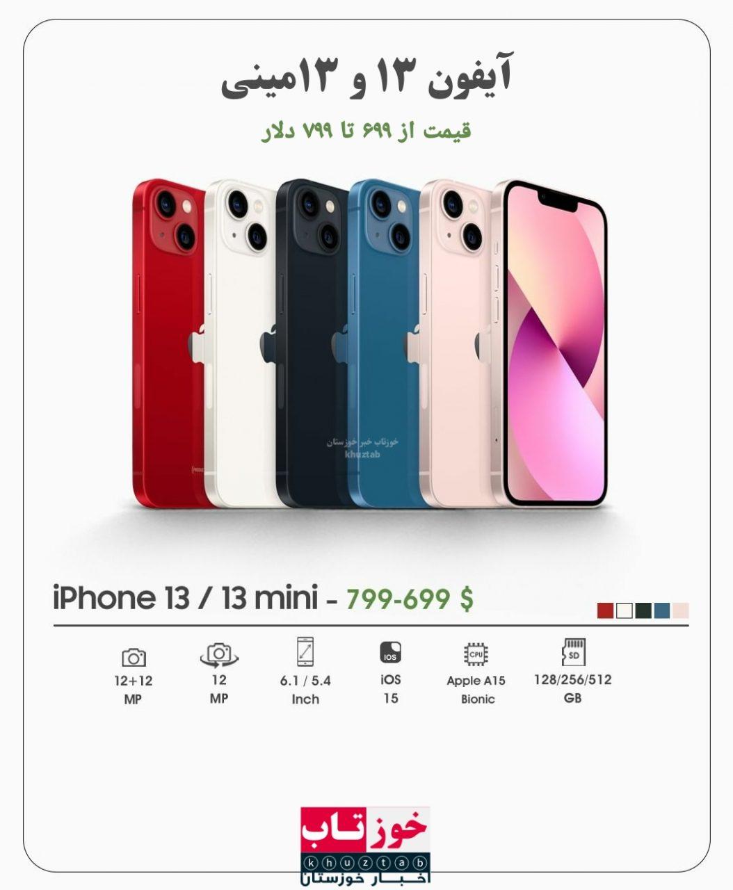 PicsArt 09 15 07.24.30 1054x1280 محصولات جدید اپل رونمایی شد/ از آیفون های سری ۱۳ تا آیپد مینی و اپلواچ سری ۷