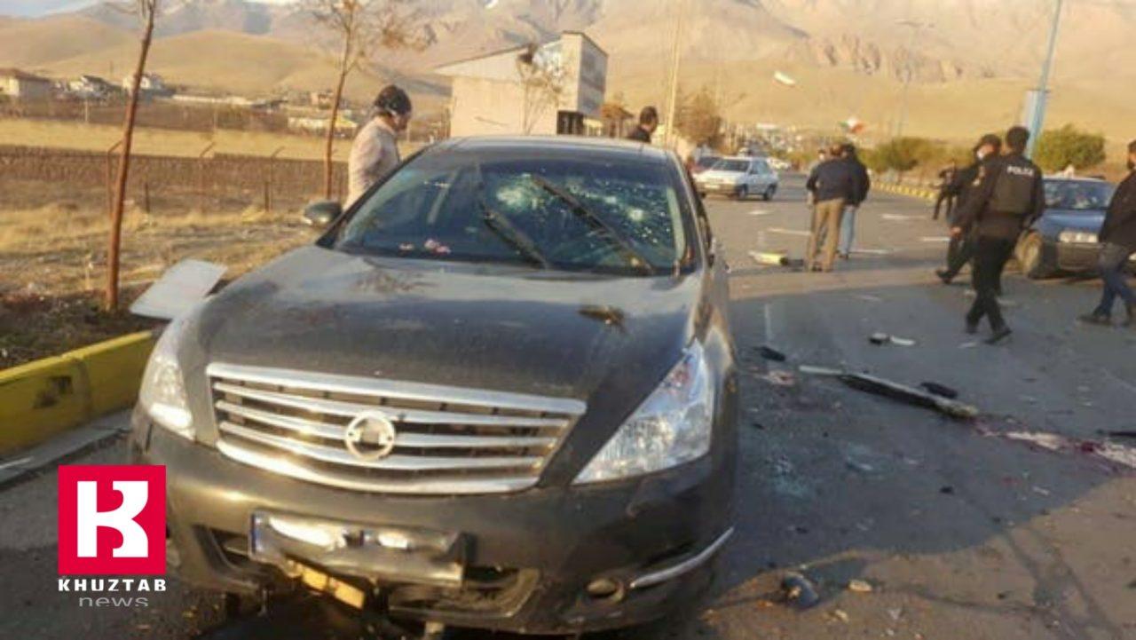 PicsArt 09 19 08.47.07 1280x721 دانشمند ایرانی توسط ربات قاتل مجهز به هوش مصنوعی و کنترل از راه دور ترور شد