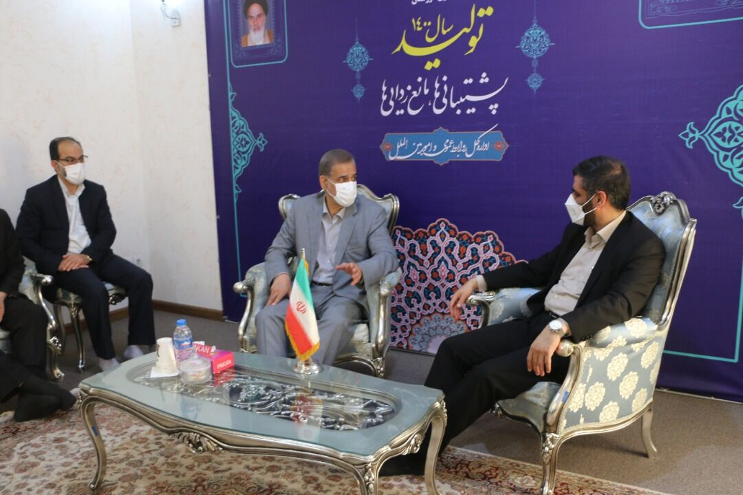 IMG 20211014 182953 564 1 استاندار:عزم دولت در پشتیبانی از توسعه خوزستان دربالاترین سطح است